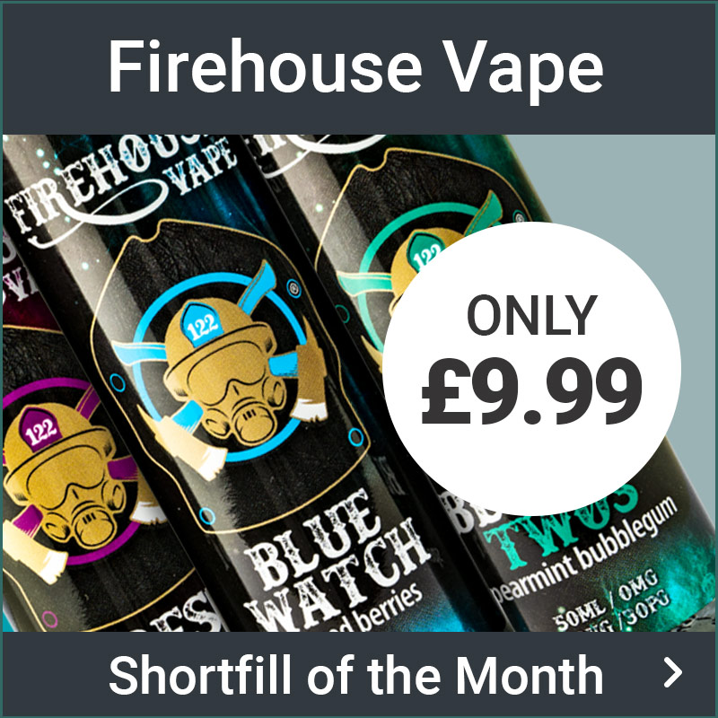 Firehouse Vape Offer at Vapestore - Shop now!