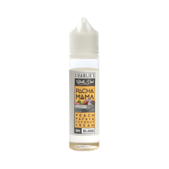Peach, Papaya & Coconut Cream E-Liquid Short Fill 50ml