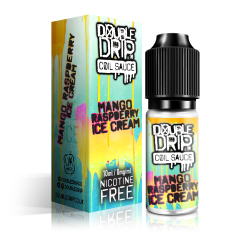 Mango Raspberry Ice Cream E-Liquid 10ml