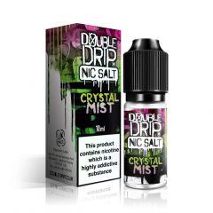 Crystal Mist Nic Salts E Liquid 10ml
