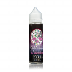Cold Blooded Short Fill E-Liquid 50ml