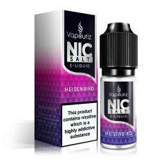 Heisenbird Nic Salts E-Liquid