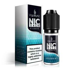 Spearmint Nic Salts E-Liquid