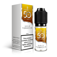 Gold Tobacco 10ml