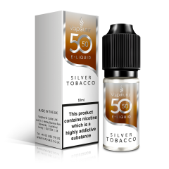 Silver Tobacco 10ml
