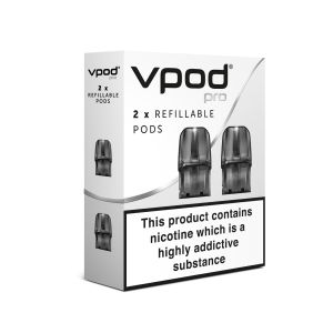 VPOD Pro Replacement Pods - 2 Pack