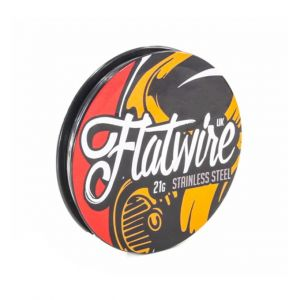 Flatwire UK Flat-SS316L Wire