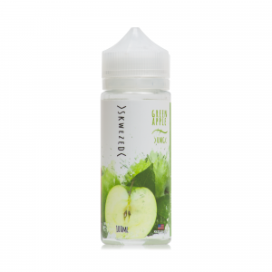 Green Apple Short Fill E-Liquid 100ml