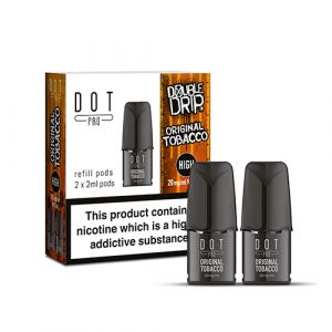 Dot Pro Original Tobacco Replacement Pods 2 Pack