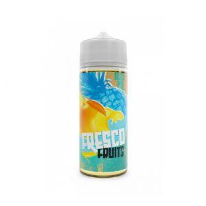 Mango, Peach & Pineapple 100ml Shortfill E-Liquid