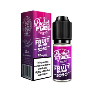 Fruit Bomb 50/50 E-Liquid