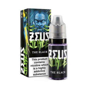 The Black 50/50 E-Liquid 10ml