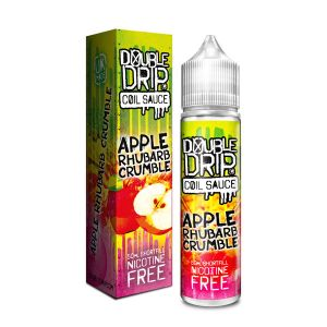 Apple Rhubarb Crumble Shortfill E-Liquid