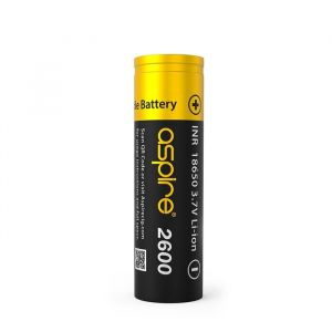 18650 - 2600mAh rechargeable Single Battery