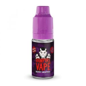 Berry Menthol 10ml E-Liquid