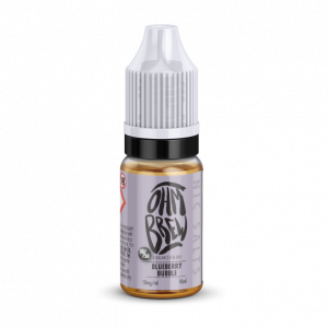 Blueberry Bubble 50/50 Nic Salt E-Liquid