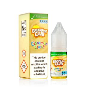 Cinnamon Crunch Nic Salt E-Liquid