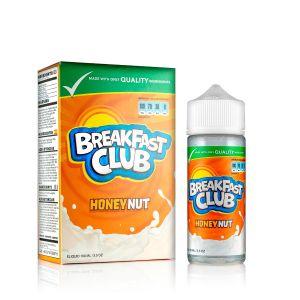Honey Nut 100ml Shortfill E-Liquid