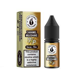 Caramel Milkshake 50/50 E-Liquid