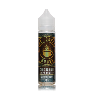Coconut Cappuccino 50ml Shortfill E-Liquid