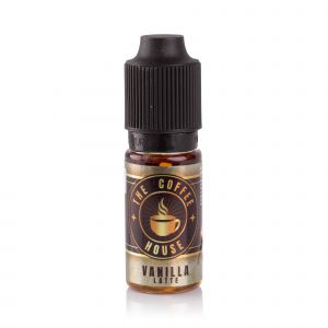 Vanilla Latte E-Liquid 10ml