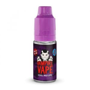 Cool Red Lips 10ml E-Liquid