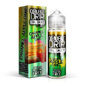 Caramel Apple Cake Short Fill E-Liquid 50ml