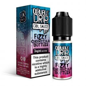 Fizzy Cherry Cola Bottles E-Liquid 10ml