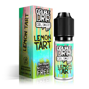 Lemon Tart E-Liquid 10ml - 0mg