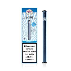 Bubblegum Ice Disposable Vape Pen 1.5ml 20mg