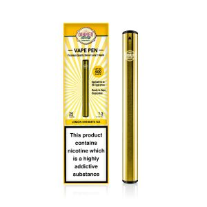 Lemon Sherbets Ice Disposable Vape Pen 1.5ml 20mg