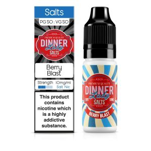 Berry Blast Nic Salt E-Liquid