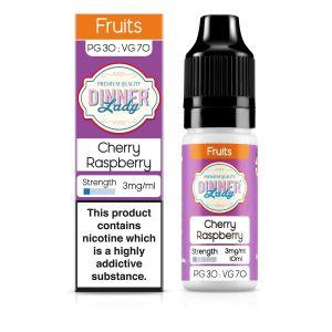Cherry Raspberry E-Liquid 10ml