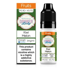 Kiwi Melon E-Liquid 10ml