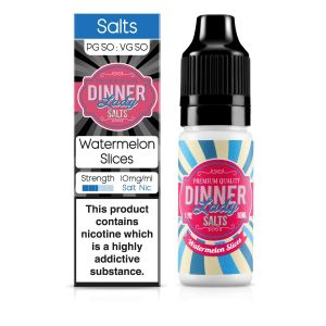 Watermelon Slices Nic Salt E-Liquid