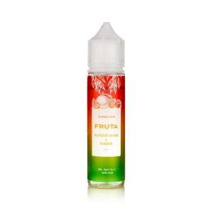 Raspberry, Orange & Rhubarb Shortfill E-Liquid