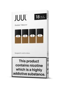 Golden Tobacco Refill Pods