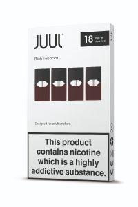 Rich Tobacco Refill Pods
