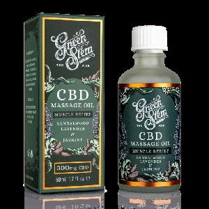 CBD Massage Oil 300mg