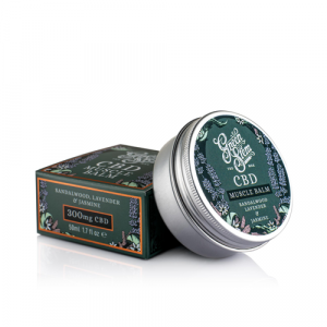 CBD Muscle Balm 300mg