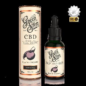 Black Cherry CBD Oil 1000mg