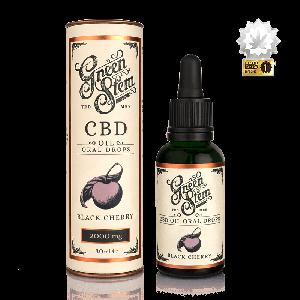 Black Cherry CBD Oil 2000mg