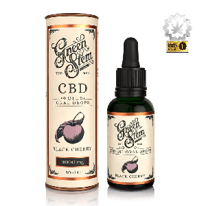 Black Cherry CBD Oil 3000mg