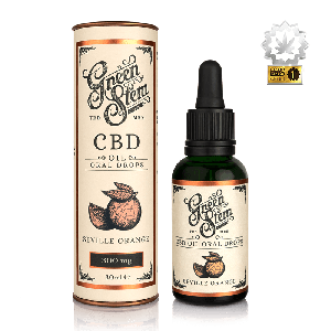 Seville Orange CBD Oil Oral Drops