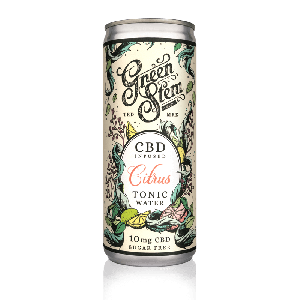 CBD Tonic Water - Citrus