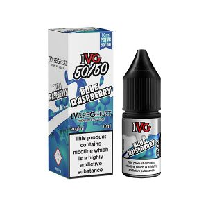 Blue Raspberry E-Liquid 50/50