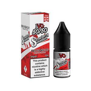 Strawberry Sensation E-Liquid 50/50