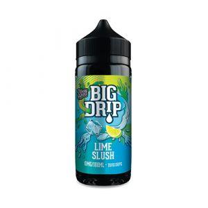 Lime Slush Shortfill E-Liquid 100ml