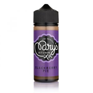 Blackberry Pie Shortfill E-Liquid 100ml
