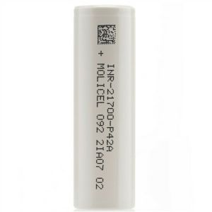 Single 21700 P42A INR Battery